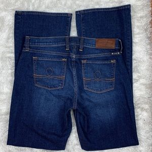 LUCKY BRAND Sophia Boot Womens Jeans Size 10/30